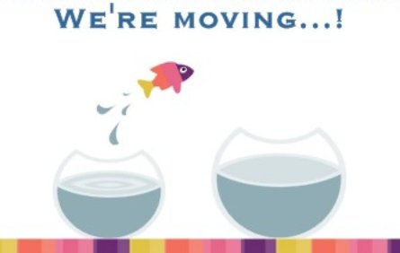 Image result for we are moving